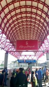 Victoria Park / Stampede 站