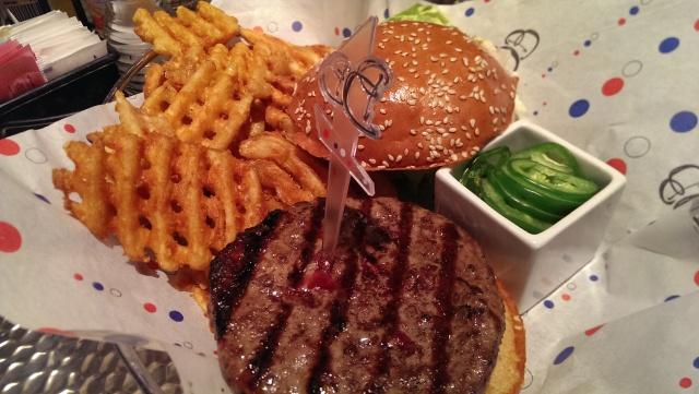 Le classique beef burger