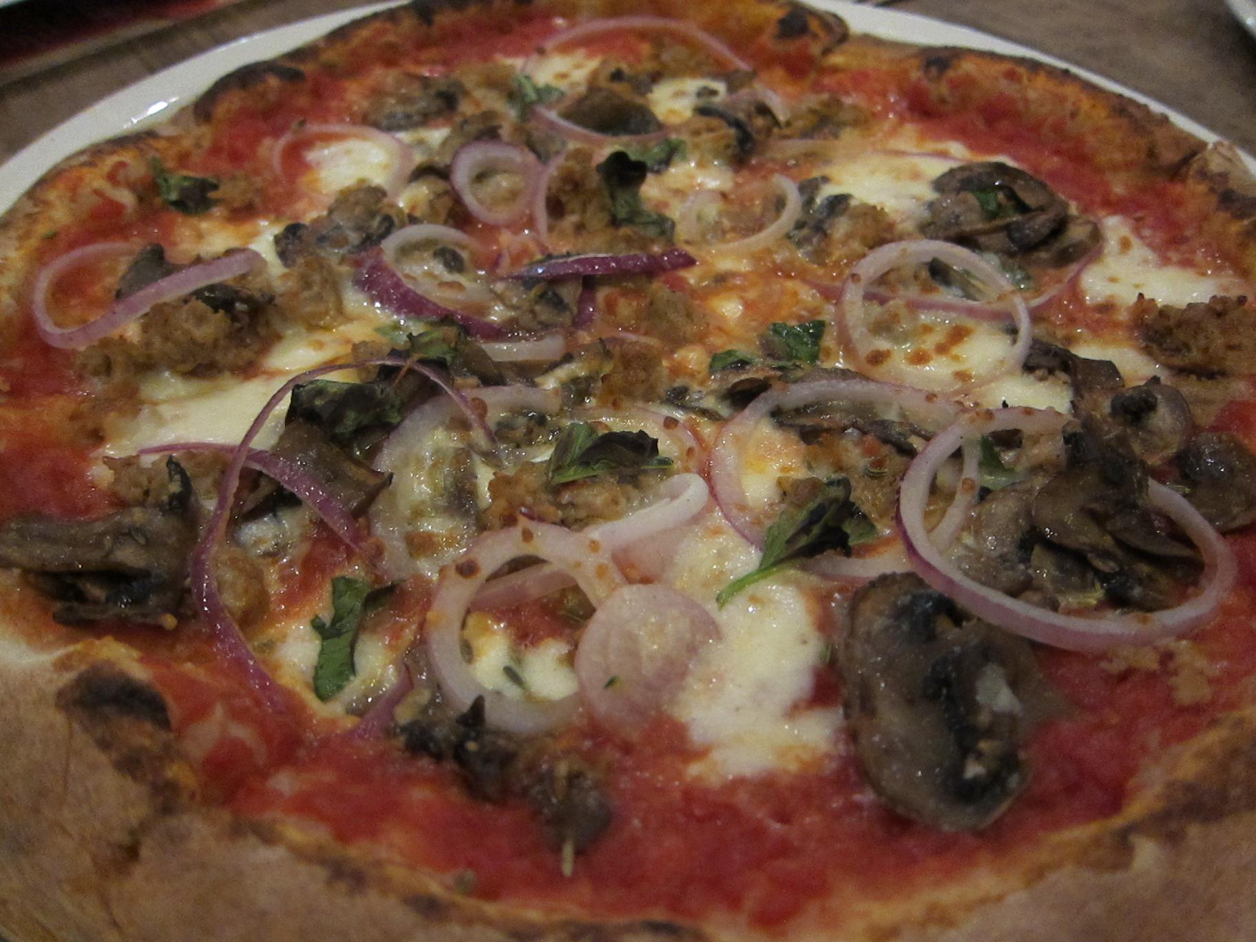 Italian Restaurant Calgary Th Street