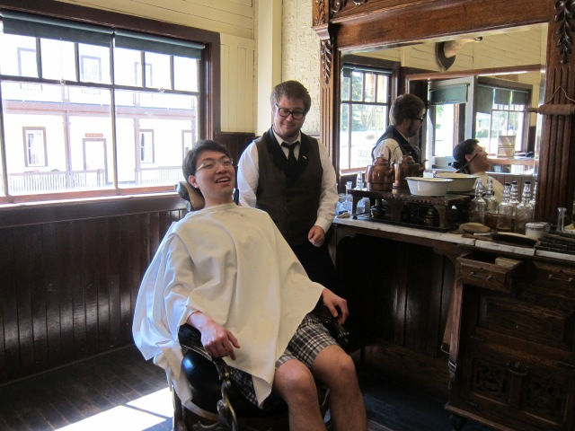 barber shop heritage park calgary