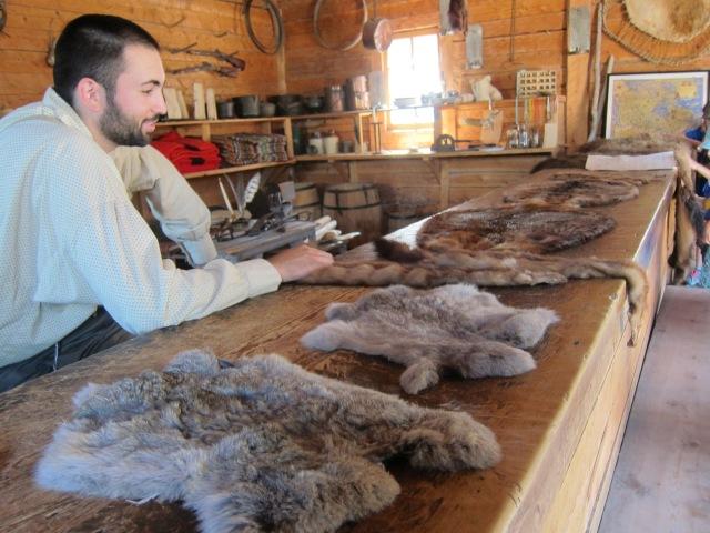 fur trade heritage park calgary