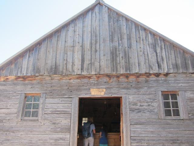 hudson's bay company trading post heritage park calgary