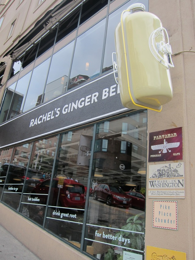 rachel's ginger beer