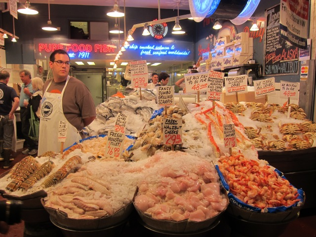 seafood pike place market