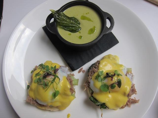 eggs benedit lava dining calgary