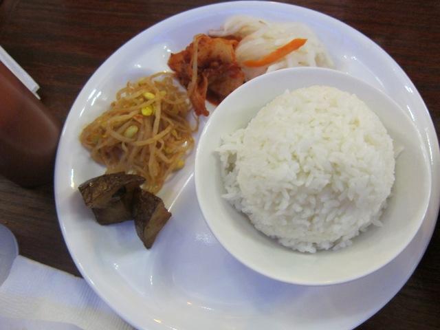 kimchi soondubu soup seattle 2