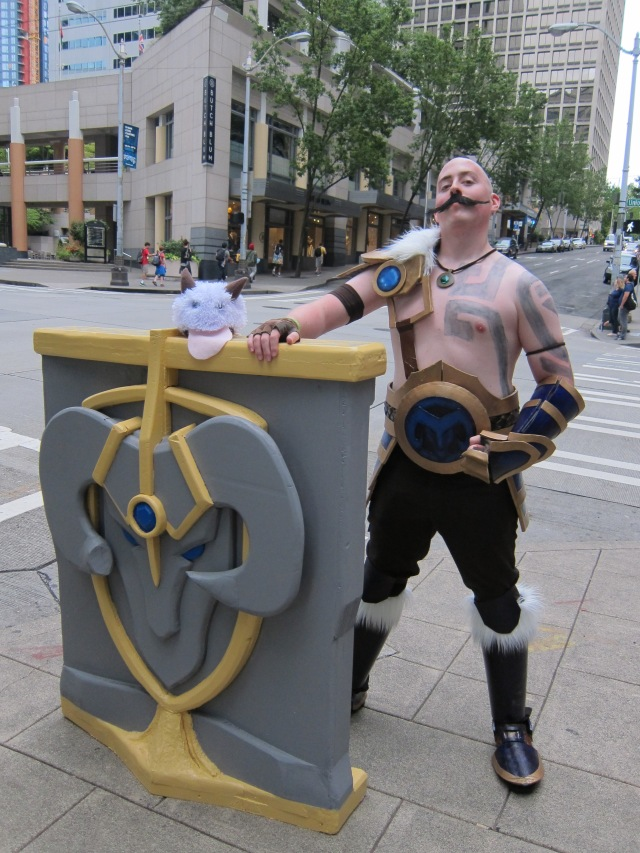 pax seattle cosplay