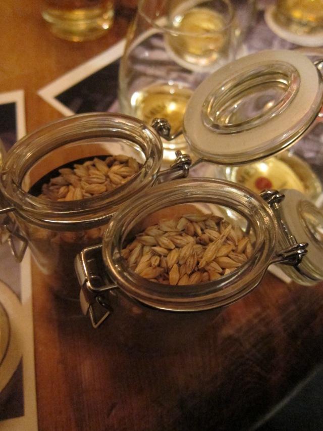 barley and malted barley
