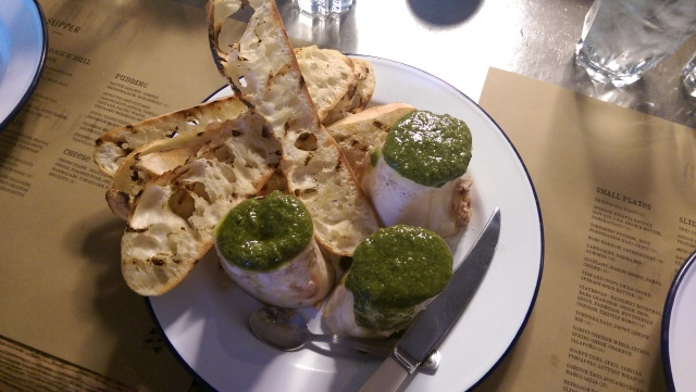 bone marrow chimichurri