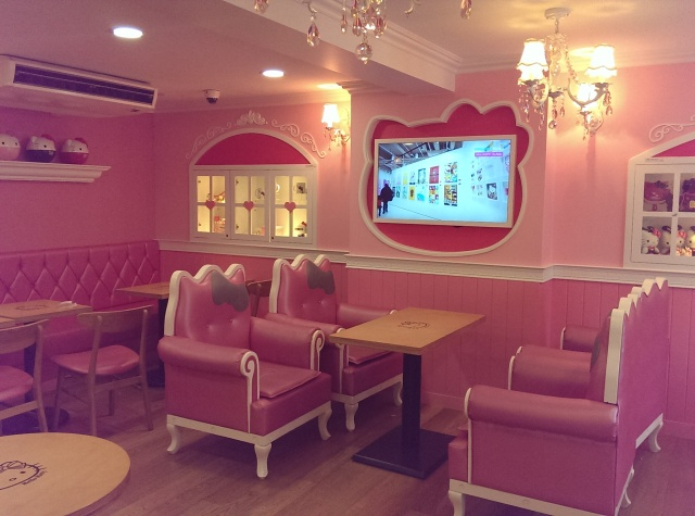 hello kitty cafe seoul 6