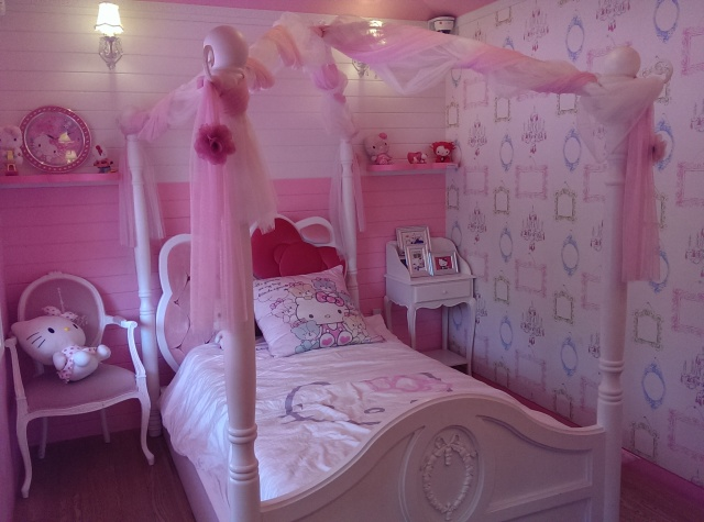 Hello Kitty Cafe Seoul 7